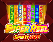 Super Reel: Spin it Hot!
